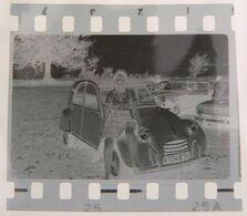 Négatif - 2CV CITROEN  1970 - Photographie