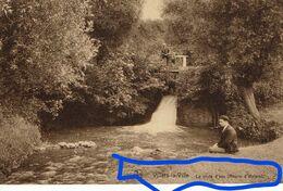 VILLERS-LA-VILLE - La Chute D'eau (Moulin D'Holers) (sur Une Ligne) - Villers-la-Ville