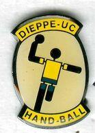 Pin's Handball Dieppe - Pallamano