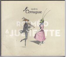 """Opéra Comique - """"Romeo Y Juliette"""" - Teatro"""