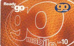 MALTA - GO Prepaid Card Lm10, Used - Malta
