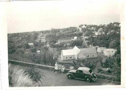 Photo Originale Vieille Voiture à Cilaos Ile De La Réunion - Cars