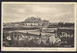 Greece - Athens Acropolis [P.K.Panopoulos 28] - Greece
