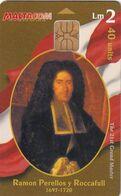 MALTA - Grand Masters/Ramon Perellos Y Roccafull 1697-1720, Tirage 20000, 12/99, Used - Malta