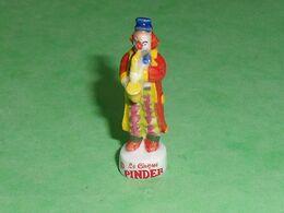 Fèves / Autres / Divers / Cirque  : Le Clown , Pinder  T25 - Autres