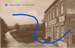 VILLERS-LA-VILLE - Vue Vers La Gare - Villers-la-Ville