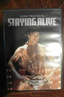 DVD Film Staying Alive Avec John Travolta Cynthia Rhodes - Suite De Saturday Night Fever - Danse - Comme Neuf - Musicals