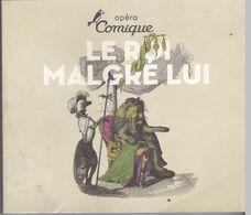 "Opéra Comique - ""Le Roi Malgre Lui"" - Teatro"