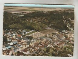 CPSM SAINT PIAT (Eure Et Loir) - Vue Panoramique Aérienne - Other Municipalities