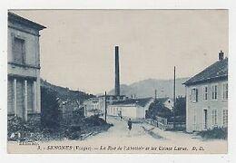 88 - SENONES - RUE DE L'ABATTOIR - LES USINES LARUE - - Senones