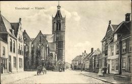 CPA Vianen Utrecht Niederlande, Voorstraat - Ohne Zuordnung