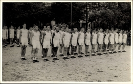 Photo CPA Sankt Gallen Stadt Schweiz, TV St. Gallen Ost, Kant. Jubiläumsturntag 1942 - SG St. Gall
