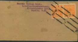 Wrapper With Machine Cancel SYDNEY To Berlin. - Covers & Documents