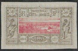 COTE Des SOMALIS N°13**  Neufs Sans Charnière Luxe   MNH - Unused Stamps