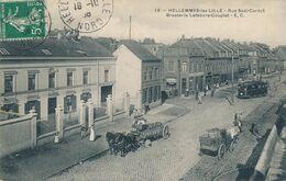 Lille Hellemmes EC 13  Rue Sadi Carnot Brasserie Lefebvre Couplet Rare TBE - Lille
