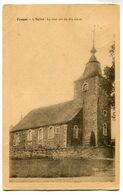 CPA - Carte Postale - Belgique - Crupet - L'Eglise - La Tour Est Du 12e Siècle (SVM13889) - Assesse