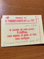 CARNET 1972 C3A - Gomme Tropicale   Ouvert -  ( Port Offert ) - Usage Courant