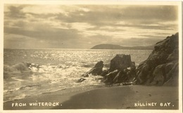 IRELAND  COUNTY LEINSTER DUBLIN  KILLINEY BAY   FROM WHITEROCK  RP - Dublin