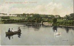 SCOTLAND FIFE KIRKCALDY  BEVERIDGE PARK THE LAKE - Fife