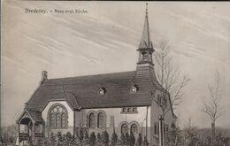 ALLEMAGNE - BREDENEY - NEUE EVGL. KIRCHE - Nouvelle Eglise - Alemania