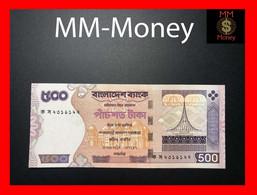 Bangladesh 500 Taka 2005  P. 45  P.h.  UNC   [MM-Money] - Bangladesh