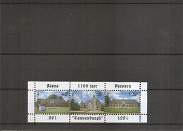 Pays-Bas ( BF Privé XXX -MNH - De 1991 à Voir) - Blokken
