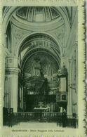 VALGUARNERA ( ENNA ) ALTARE MAGGIORE DELLA CATTEDRALE - EDIZIONE RAGAZZI - SPEDITA 1918 ( 5781) - Enna