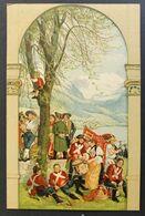 Schweiz, Ganzsache Bundesfeier 1918 - Ungebraucht - Covers & Documents