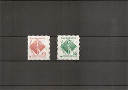 JO De Melbourne -1956 ( 180/181 XXX -MNH- De Corée Du Sud) - Summer 1956: Melbourne