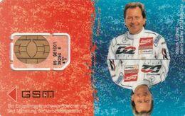 GERMANY - Coca Cola, Klaus Ludwig, D2 GSM, Chip 11, Mint - Cellulari, Carte Prepagate E Ricariche