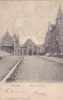 Pepinster Avenue De La Gare Circulée En 1907 - Pepinster