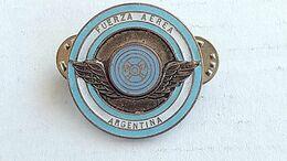 Argentina Argentine Air Force Armee De L Air Proffessionel Badge Insigne #17 - Autres