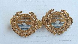 Argentina Argentine Coast Guard Surveillance De Cote Badge Insigne #17 - Autres