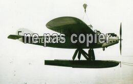 Lot 0272 Le Bassin De Remisage Et Le Bassin Wilson - 1945  LATECOERE Tirage Photo Dimension 110mm X 150mm - Marignane