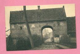 C.P. Petegem = Ingang Der  Oude Abdij De  Beaulieu - Oudenaarde