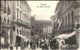 TREVISO - VIA VITTORIO EMANUELE - Treviso