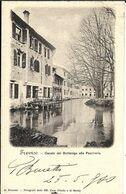 TREVISO - CANALE DEL BOTTENIGA ALLA PESCHERIA - Treviso