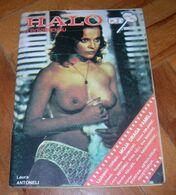 Laura Antonelli HALO Yugoslavian November 1983 VERY RARE - Books, Magazines, Comics