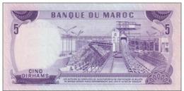 MOROCCO P. 56a 5 D 1970 UNC - Marruecos