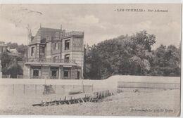 CPA  Sainte Adresse (76) Belle Villa Les Courlis   De Style Anglo Normand  Ed Cavanagh    Rare - Sainte Adresse