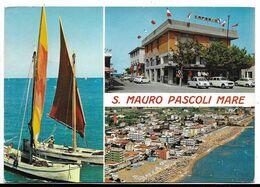 San Mauro Pascoli Mare (Forlì-Cesena). Vedutine. - Forlì