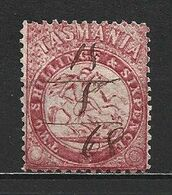 1889 TASMANIA 2SH. 6P. MICHEL: 13 USED - Gebraucht