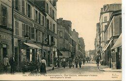 -75-PARIS  XIV -   Rue  Vercingetorix,Chef Gaulois,défenseur  D'Alesia - Distrito: 14
