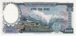 NEPAL P. 21 1000 R 1972 UNC - Nepal