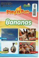 PLAY'N'FUN BANANAS RIVISTA 16 PAGINE - Enfants
