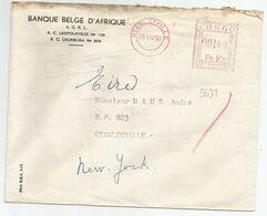 Affr. Mécanique Stanleyville  1958 - Congo Belge