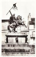 14 Falaise Statue De Guillaume Le Conquérant (2 Scans) - Falaise
