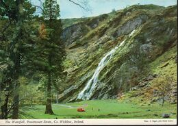 Ireland - Post Card - Powerscourt Estate - The Waterfall - No Circulated - A1RR2 - Wicklow