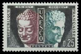 FRANKREICH DIENSTMARKEN FÜR DIE UNESCO Nr 2 Postfrisch X071A02 - Nuevos
