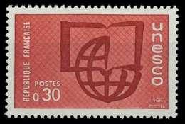FRANKREICH DIENSTMARKEN FÜR DIE UNESCO Nr 7 Postfrisch X071A16 - Nuevos
